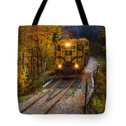 Conway Scenic Railway Tote Bag