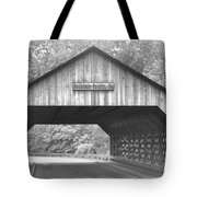 Conyers Covered Bridge Tote Bag