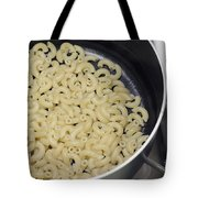 Cooked Macaroni Tote Bag