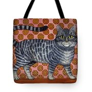 Cookie Cat Tote Bag