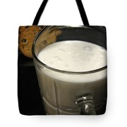 Cookies And Milk Tote Bag