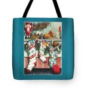 Cookies For Santa Tote Bag