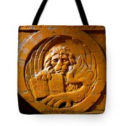 Cooking Lion Tote Bag