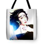 Cool As - Self Portrait Tote Bag