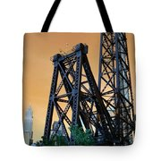 Cool Cleveland Tote Bag