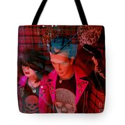 Cool Couple Tote Bag