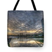 Cool Harbor Tote Bag