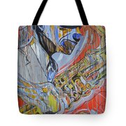 Cool Heat Tote Bag