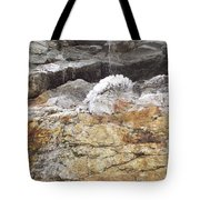 Cool Ice Form Tote Bag