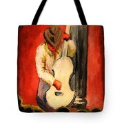 Cool Jazz Served Hot Tote Bag