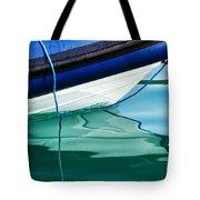 Cool Ocean Blues Tote Bag