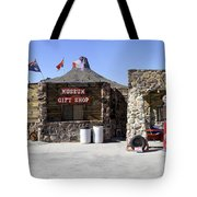 Cool Springs Service Station Tote Bag