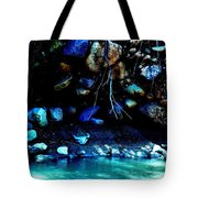 Coal Creek Dixie National Forest Utah Tote Bag