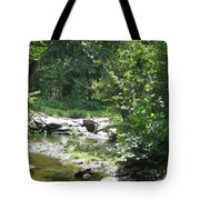 Cool Waters II Tote Bag