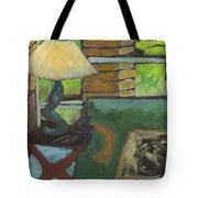 Cooper Living Room Tote Bag