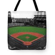 Coors Field 2 Tote Bag
