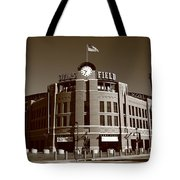 Coors Field - Colorado Rockies 19 Tote Bag