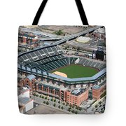 Coors Field Denver Tote Bag