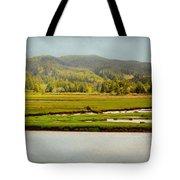 Coos River Tote Bag