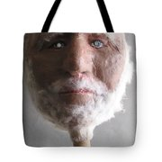 Coot On A Stick Tote Bag