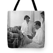 Copenhagen Serum Institute Tote Bag