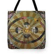 Copernican Universe Tote Bag