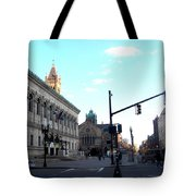 Copley Square - Old South Church Tote Bag