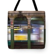 Copley Station Tote Bag