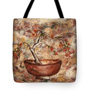Copper Bowl Tote Bag