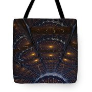 Copper Cathedral Tote Bag
