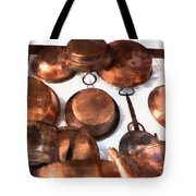 Copper - Featured In Inanimate Objects Group Tote Bag