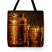 Copper Tote Bag