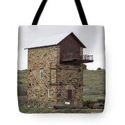 Copper Mine Enginehouse Tote Bag