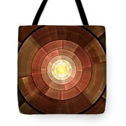 Copper Shield Tote Bag