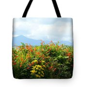 Coppertips On The Dingle Peninsula Tote Bag