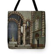Coptic Church, Cairo, Egypt, 1906 Tote Bag by Getty Research Institute
