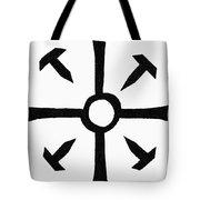 Coptic Cross Tote Bag