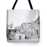 Coptic Jerusalem Tote Bag
