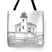 Coquille River Light Tote Bag