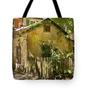 Coquina House Tote Bag