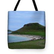 Coral Beach On The Isle Of Skye Tote Bag