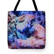 Coral Heaven Tote Bag