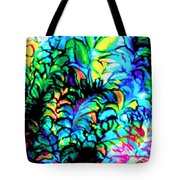 Coral Reef Beauty Tote Bag
