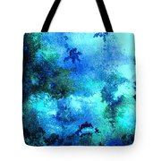 Coral Reef Impression 12 Tote Bag