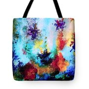 Coral Reef Impression 14 Tote Bag
