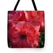 Coral Roses 2013 Tote Bag
