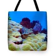 Corals Underwater Tote Bag