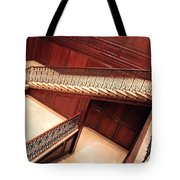 Corcoran Gallery Staircase Tote Bag