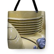 Cord 812 Oldtimer From 1937 Grill Tote Bag