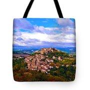 Cordes-sur-ciel France Tote Bag